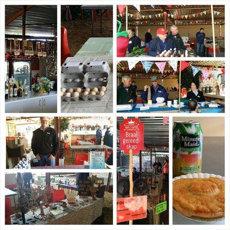Moooi Art Gallery: The market - great fun!