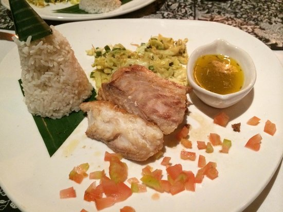 2Day Cafe : Grilled fish