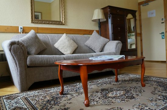 The Stratford Hotel: Couch