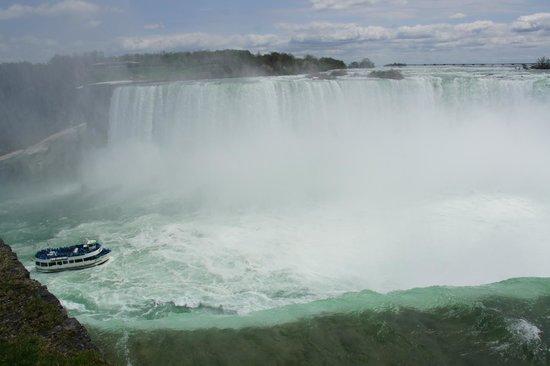 Niagara Falls: De waterval