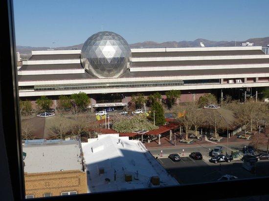 Eldorado Resort Casino: The View from our Room