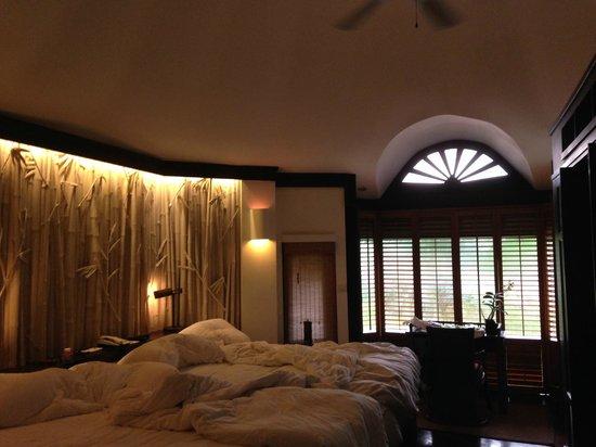 Rayavadee Resort: Pavillion 218 - two huge beds