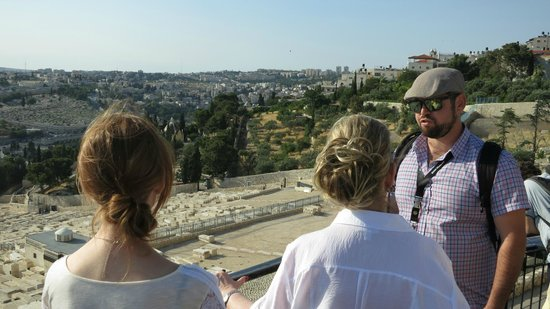 Guided Tours Israel - Day Tours : Tour Guide Shuki