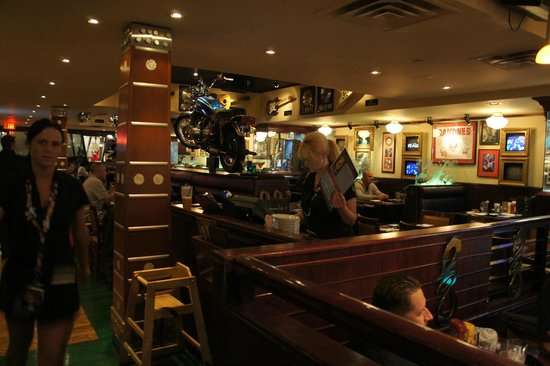 Hard Rock Cafe : In de zaak.