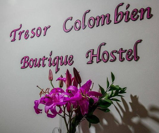 Tresor Colombien Boutique Hostel