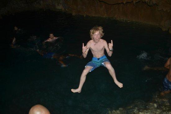 Caribbean Dream - Tours: Underground Cave Pool