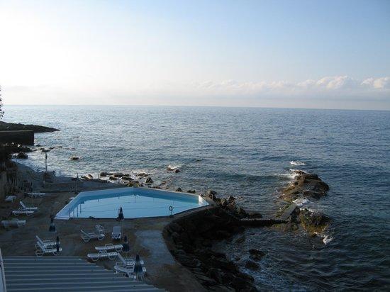 Hotel Rocce del Capo: vue de la chambre