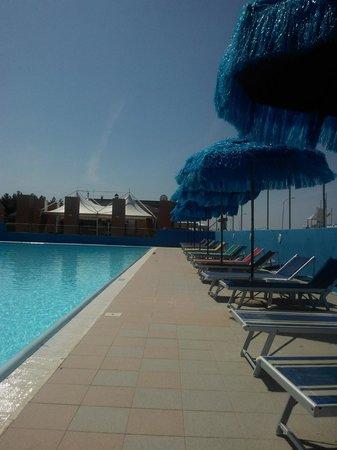 Boboba Il Villaggio: piscina