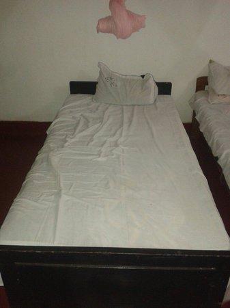 Samudra Guest House: E il lenzuolo per coprirsi?...non c'è