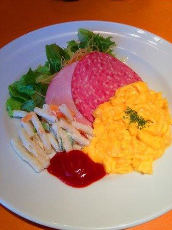 Hotel Mets Kamakura Ofuna: Western breakfast, Hotel Mets Kamakura