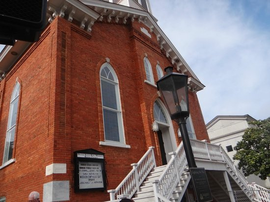 Dexter Avenue King Memorial Baptist Church: church