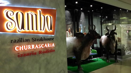 Samba Brazilian Steakhouse Avenue K