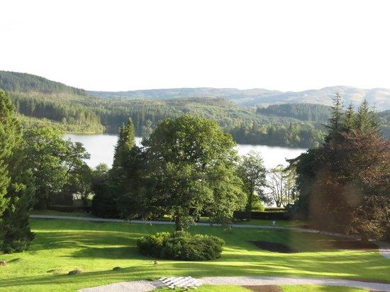 Macdonald Forest Hills Hotel & Spa: Vista dalla stanza