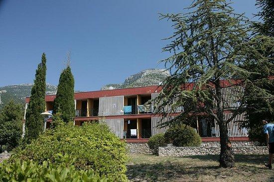 Bluesun Resort Bonaca : вид на корпус