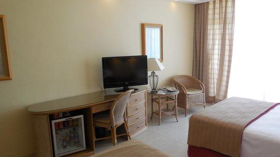 Melia Marbella Banus: Standard bedroom view 3