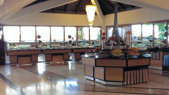 Simena Sun Club : Nachspeisenbüffet