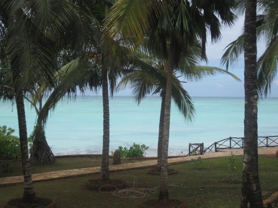 Ras Nungwi Beach Hotel: Beach area