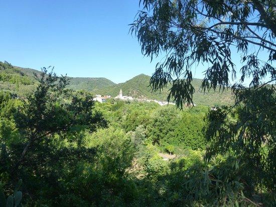Finca La Fronda: Hillside View From Room