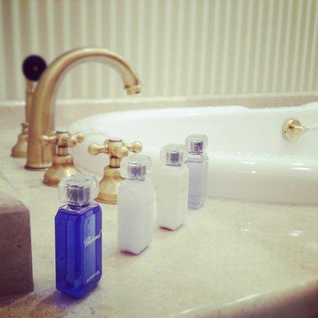 Trezzini Palace Hotel: Ванна