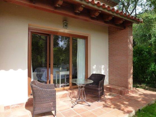 Finca La Fronda: View of Room Terrace