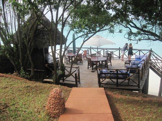 Ras Nungwi Beach Hotel: Beach bar