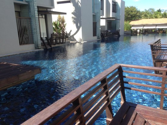 Let's Sea Hua Hin Al Fresco Resort: Lovely pool