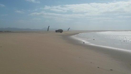 Playa de Sotavento : Distesa infinita