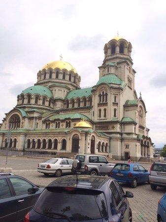 Alexander-Newski-Gedächtniskirche: St.