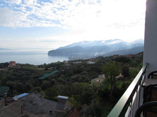 Il Nido Hotel Sorrento: View