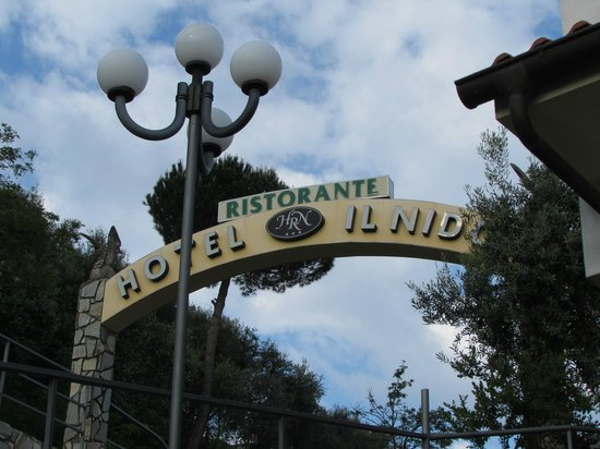 Il Nido Hotel Sorrento: Entrance