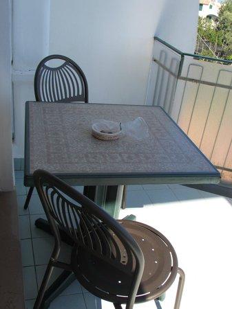 Il Nido Hotel Sorrento: Balcony