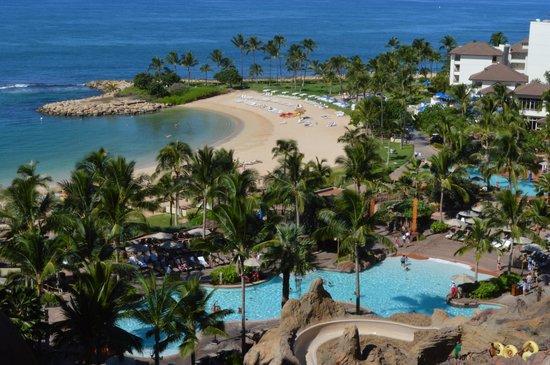 Aulani, a Disney Resort & Spa: Aulani Lagoon and Beach