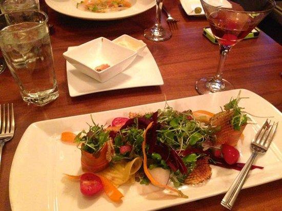 Truffles Bistro: Truffle's Salad