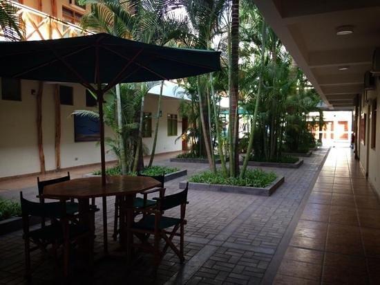 Casa Andina Classic Nasca : Pátio interno do Hotel