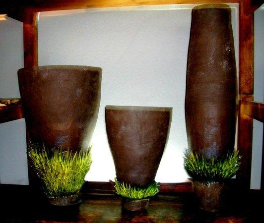 Vasi erba foto di crete piece unique bologna for Vasi erba