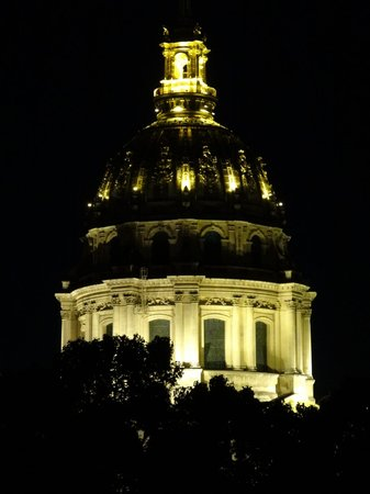 Hotel de l'Empereur - View from window at night!