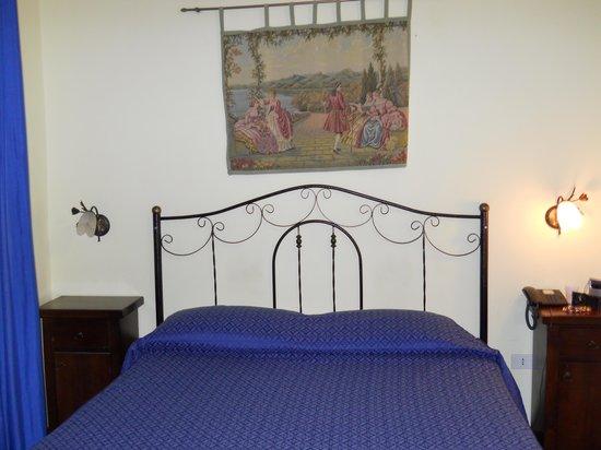 Orientale : la camera da letto