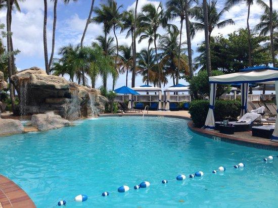 InterContinental San Juan: Beautiful pool!