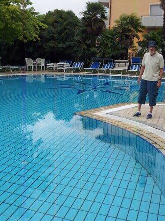 Hotel Bristol: Pool Area