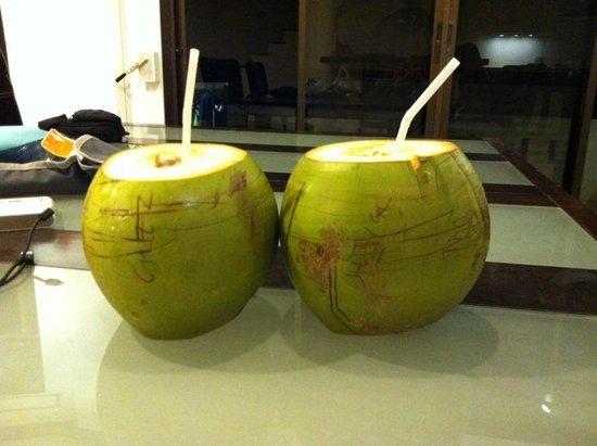 Argonauta Boracay : special coconuts