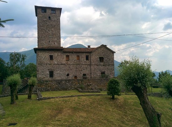 Castello Suardi a Bianzano