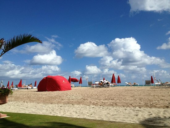 Acqualina Resort & Spa on the Beach: Stunning beach