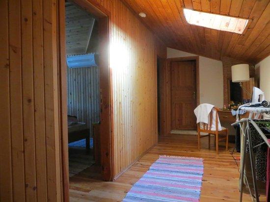 Villa Dimitri: Inside Villa