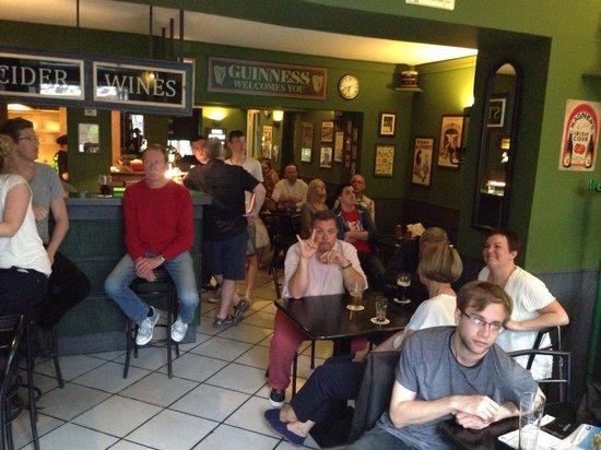 Time Out Pub: Champions League final at the pub!