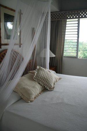 Goblin Hill Villas at San San : Ocean view villa bedroom
