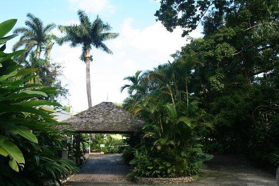 Goblin Hill Villas at San San : Entrance