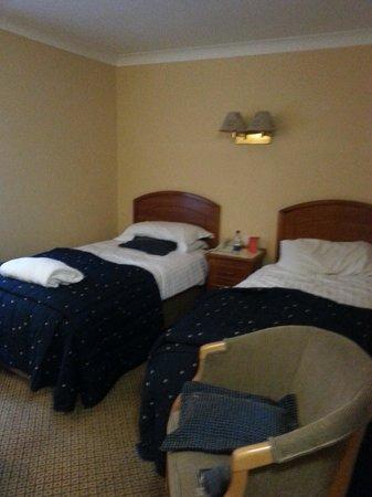 Prince Rupert Hotel: Bedroom