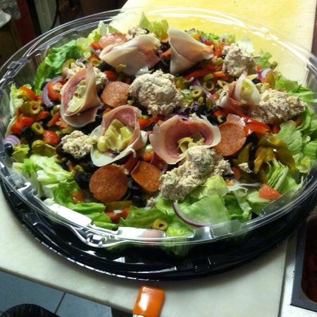 Nemo's Family Restaurant: Antipasto Party Platter
