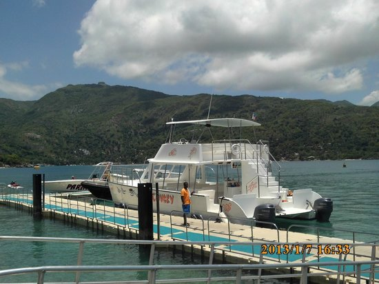 The Beautiful Quot Mountains Quot Of Labadee Picture Of Labadee
