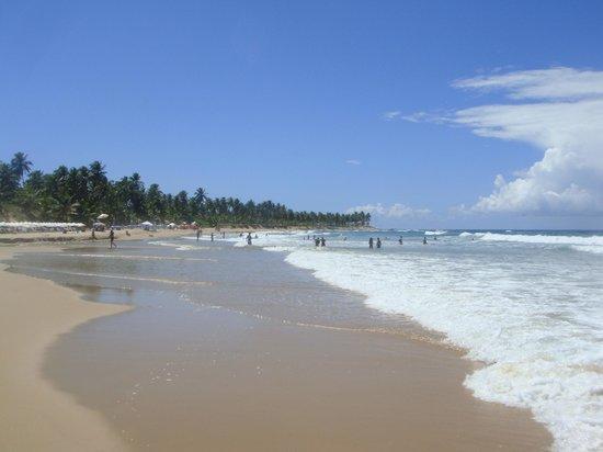 Sauipe Pousadas: a praia
